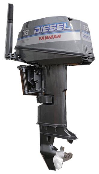 Yanmar Diesel Outboard Motors